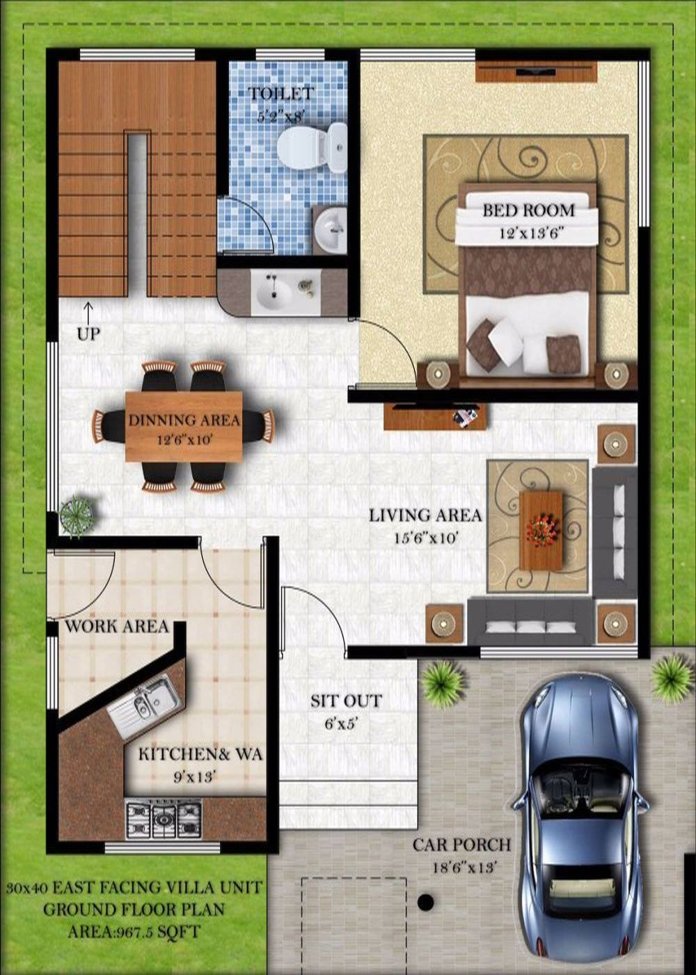 Plan For 15 Feet By 25 Feet Plot  Plot Size 42 Square Yards  Plan Code 1684 further Greatoakslandscape wordpress further Revit Architecture For Beginners in addition 25 X 40 House Plans West Facing furthermore Home Design Ideas. on 30 x house floor plans